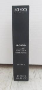 kiko bb crème