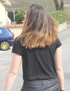 moi cheveux au vent