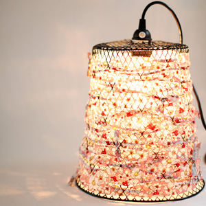 corbeille-lampe