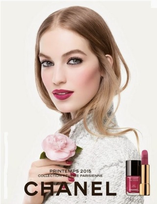 CHANEL_COLLECTION REVERIE PARISIENNE_PRINTEMPS 2015_PUB